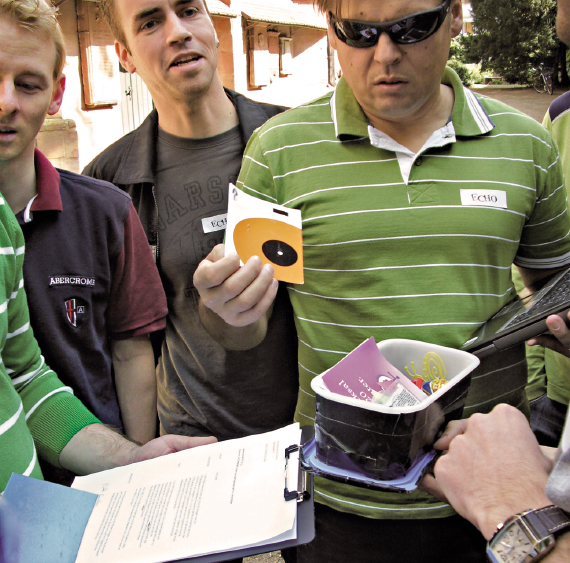 Krimi Rallye - Themenparty - Nittler Hof Events