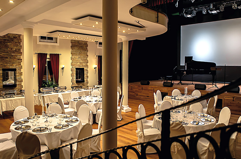 House of Music - Location - Nittler Hof Events