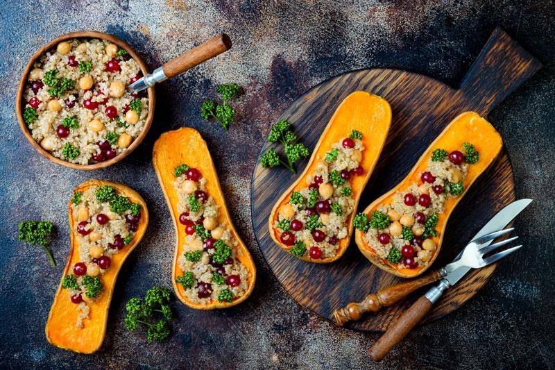Veggie, Safetrade, nachhaltig und gesund essen und trinken - Nitteler Hof Events