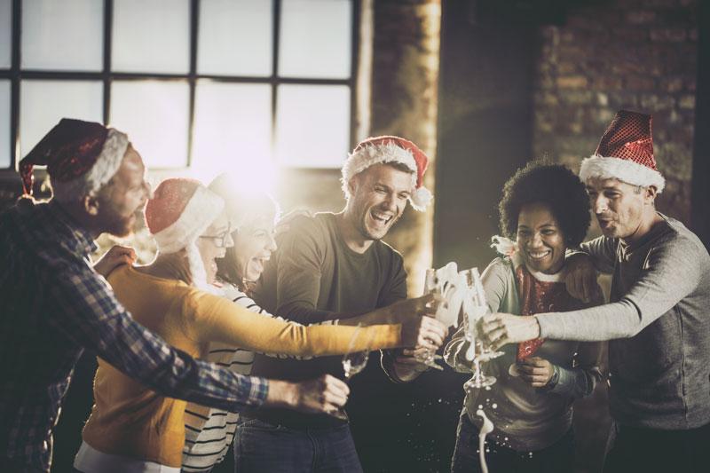 Weihnachtsfeiern und Firmenfeiern - Nitteler Hof Events