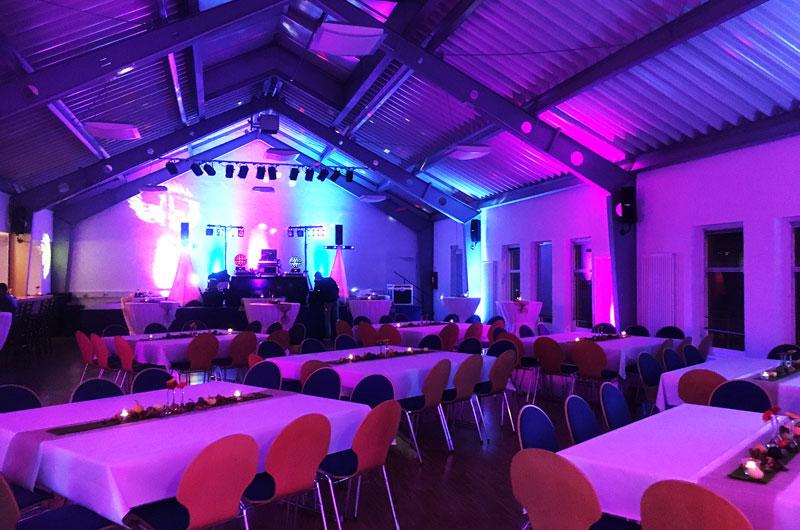 DJ Heiko - Unser Partner für Ihr Event - Nitteler Hof Events
