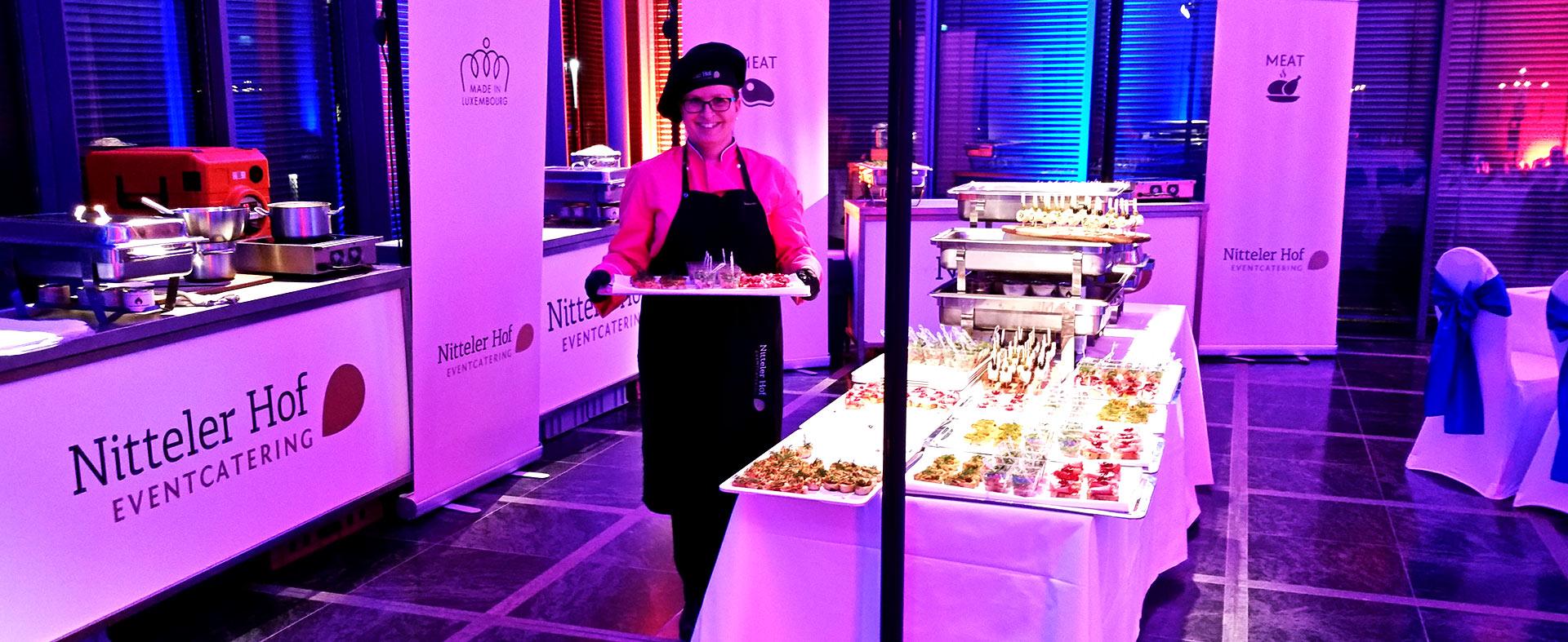 Live-Cooking Nitteler Hof Events