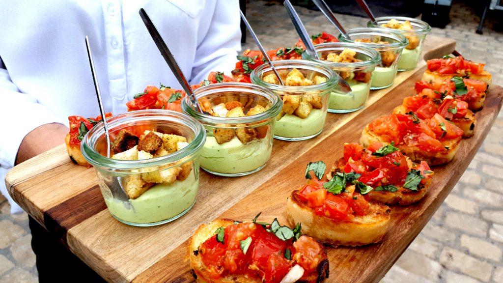 Impressionen Gerichte