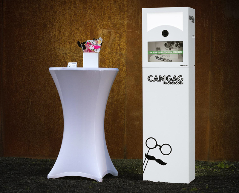 CAMGAG Fotobox